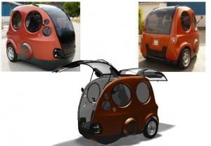 AirPod, l'auto ad aria compressa